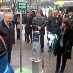 Откриване на зарядни станции за електромобили в Стара Загора